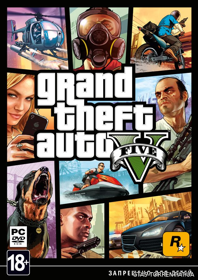 Gta 5 / grand theft auto v [v 1. 0. 1180. 1] (2015) pc | repack.